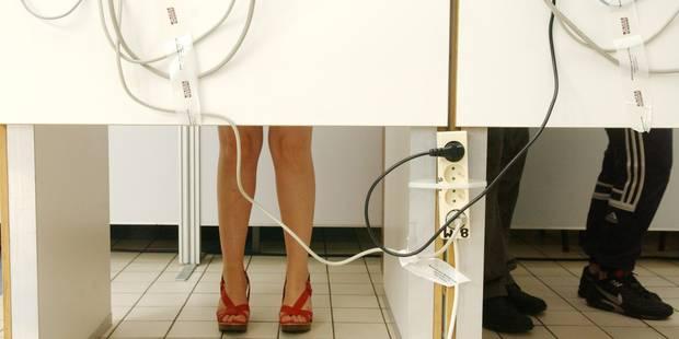 Pour ou contre le vote électronique? - La Libre