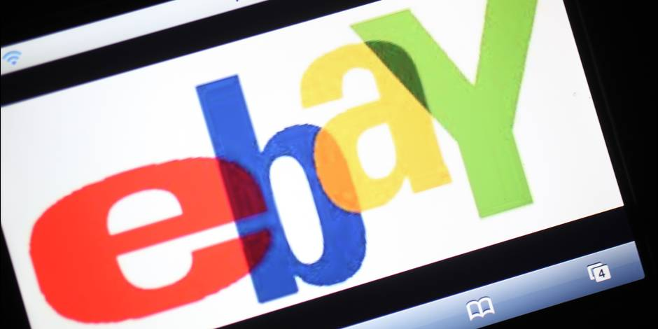 eBay recommande de changer de mot de passe