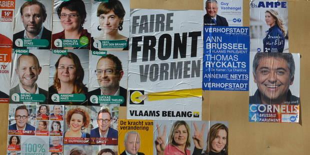 Ces francophones qui voteront pour des partis flamands - La Libre