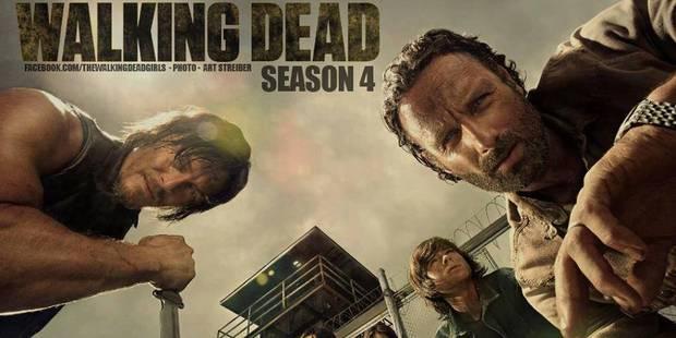 Walking Dead, toujours plus extrême? - La Libre