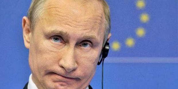 """Ukraine: Poutine respectera le """"choix"""" issu des présidentielles - La Libre"""