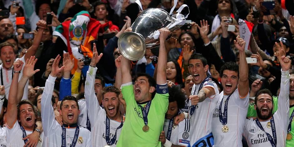 Ligue des Champions: Le Real Madrid au bout du suspense