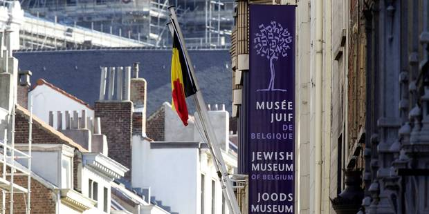 """Fusillade à Bruxelles: pour François Hollande, le """"caractère antisémite ne fait aucun doute"""" - La Libre"""