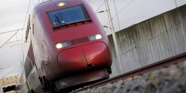 La circulation des Thalys perturbée après un accident dans le nord de la France - La Libre