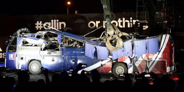 Mondial 2014: la France met le bus de 2010 au bûcher - La Libre