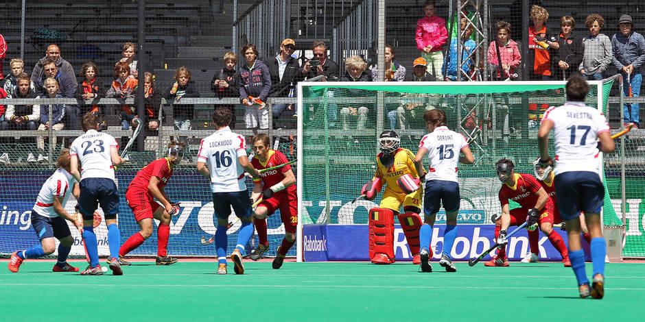 Hockey: fuite des Français vers la Belgique - La Libre