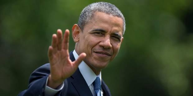 """Obama met en garde contre les """"aventures militaires"""" précipitées - La Libre"""