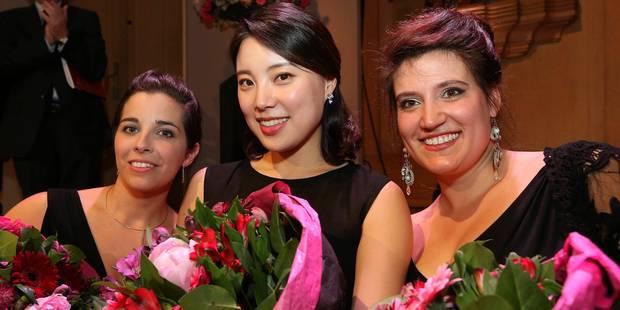Reine Elisabeth: Sumi Hwang remporte le Premier prix, la Belge Jodie Devos le Deuxième prix et Prix du public - La Libre