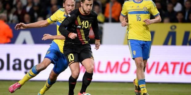 Suède-Belgique: Belle et sérieuse victoire des Diables rouges (0-2) - La Libre