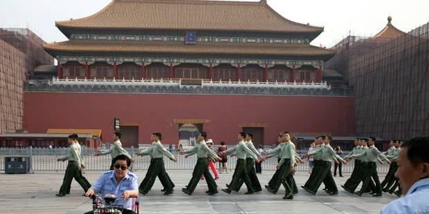 Le coeur de Pékin sous très haute sécurité 25 ans après Tiananmen - La Libre