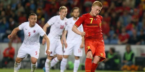 Le match Belgique-Luxembourg invalidé par la Fifa - La Libre