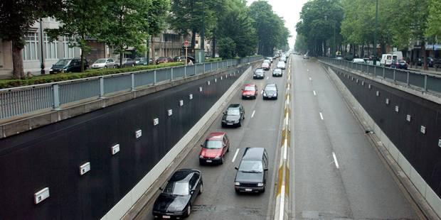 Fortes pluies: problèmes de circulation à Bruxelles - La Libre