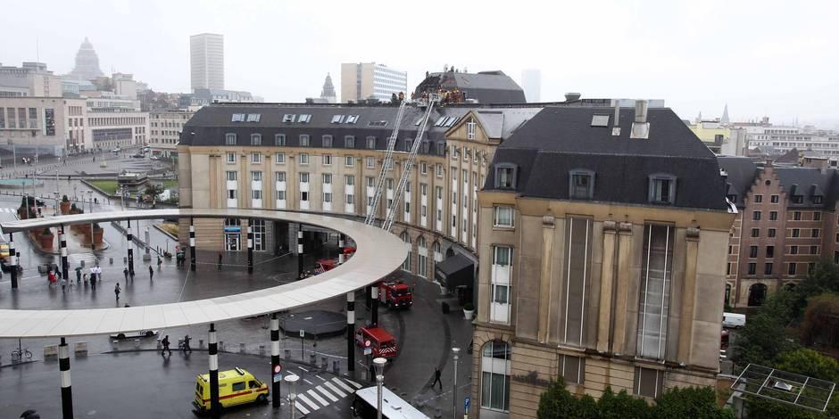 Faillite de l'hôtel Méridien à Bruxelles - La Libre