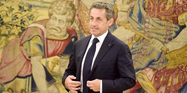 Retour anticipé de Sarkozy? La droite en ébullition - La Libre