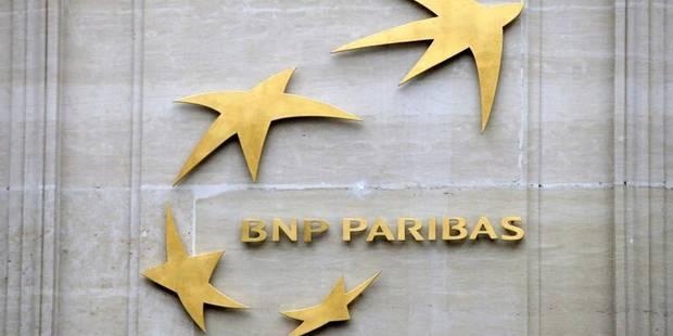 La France engage un bras de fer avec les Etats-Unis sur le dossier BNP Paribas - La Libre