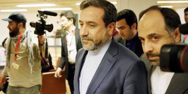Nucléaire: début des discussions Iran/Etats-Unis à Genève - La Libre