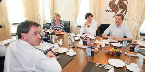 Formation en Wallonie: PS et cdH se retrouvent mercredi - La Libre