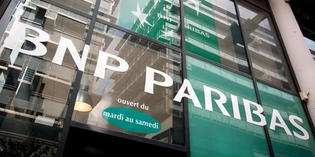 Les têtes commencent à tomber chez BNP Paribas - La Libre
