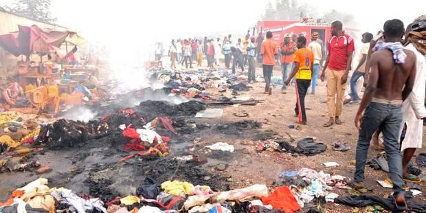Nigeria: des fans de foot privés de matches par crainte de Boko Haram - La Libre