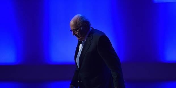 """La Fifa est """"une famille de mafieux"""" et Jospeh Blatter """"Don Corleone"""" - La Libre"""