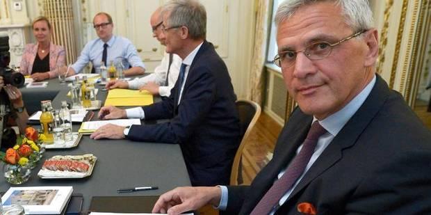 Pour Kris Peeters, le gouvernement bruxellois jouera un rôle crucial - La Libre