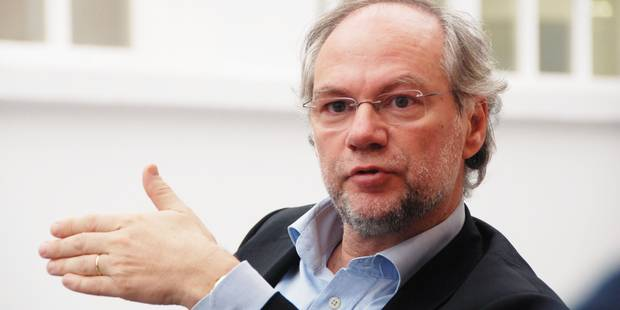 Laurent Joffrin revient à Libération - La Libre