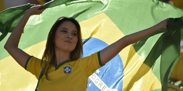 Le Brésil a lancé le Mondial en saluant ses trésors (PHOTOS) - La Libre