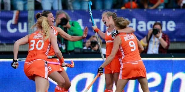 Mondial dames: Pays-Bas et Australie se retrouvent en finale - La Libre