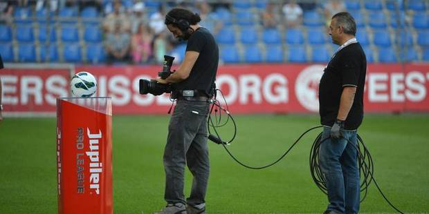 Belgacom, VOO et Telenet proposeront 100% des matches de D1 - La Libre