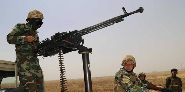 Barack Obama serait favorable à des frappes aériennes en Irak et en Syrie - La Libre