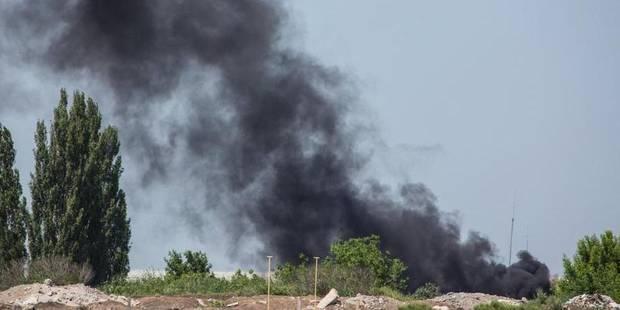 Un avion abattu par des insurgés en Ukraine: 49 morts - La Libre