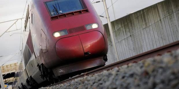Le Thalys roule normalement malgré la grève en France - La Libre