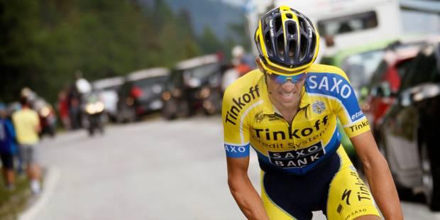 Critérium du Dauphiné: Contador détrône Froome - La Libre