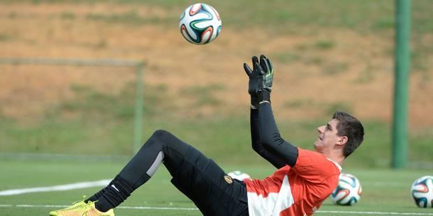 Mourinho annonce le retour de Courtois à Chelsea - La Libre
