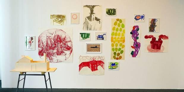 Michel Leonardi: l'art et la vie en couleurs - La Libre