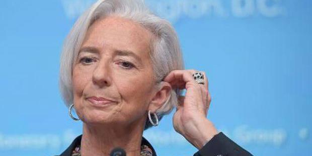 Regain de pessimisme du FMI sur les Etats-Unis - La Libre