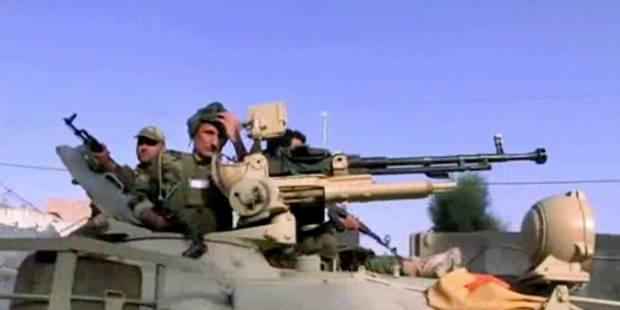 L'Irak a demandé à Washington de mener des frappes aériennes - La Libre
