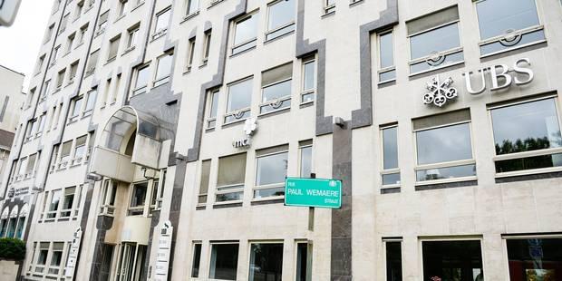 Enquête pour fraude contre UBS: des clients seront entendus - La Libre