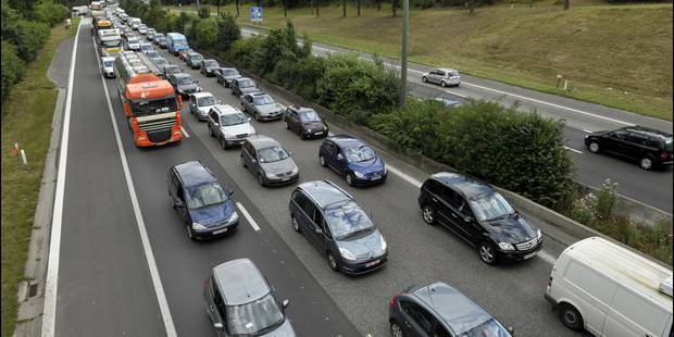 Accident mortel sur la E411, la circulation a repris - La Libre