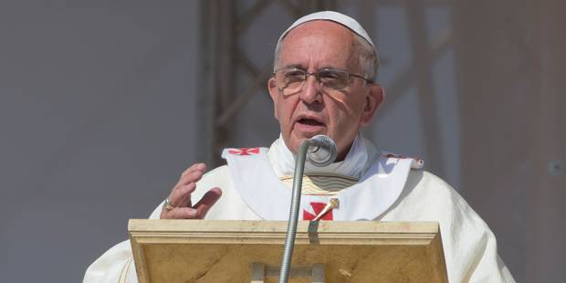 """Le pape François veut """"excommunier"""" les mafieux - La Libre"""