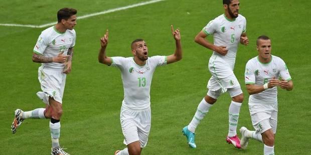 L'Algérie se reprend face à la Corée (2-4) - La Libre