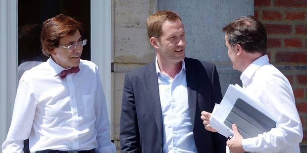 L'informateur De Wever torpillé par le PS - La Libre