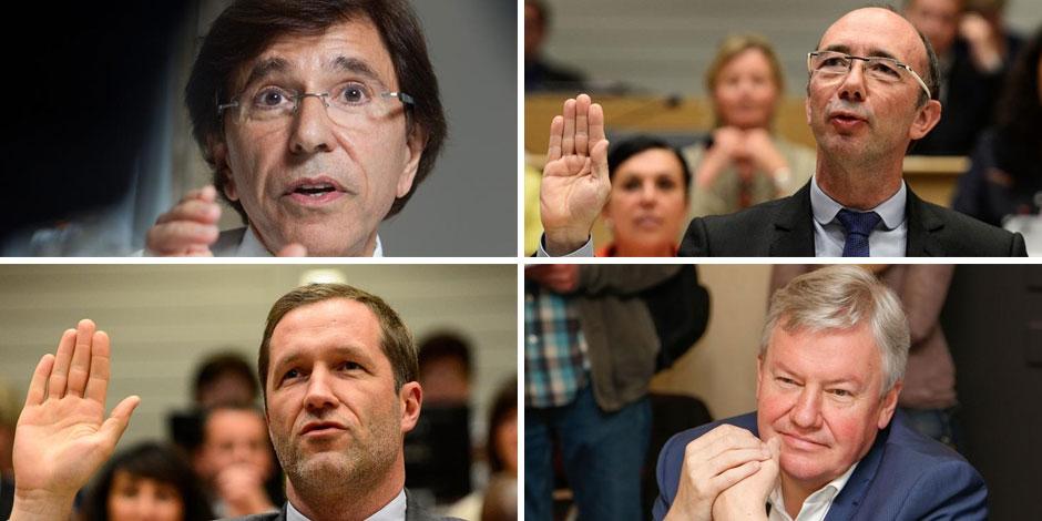 Quatre candidats pour un poste de ministre-Président - La Libre