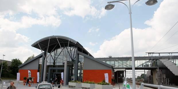 Personne percutée par un train à Gembloux: circulation rétablie sur une voie - La Libre