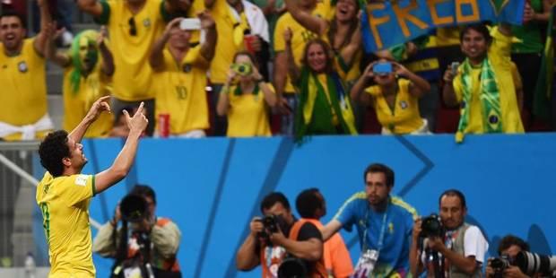 Le Brésil terrasse le Cameroun (1-4), le Mexique atteint les huitièmes (1-3) - La Libre