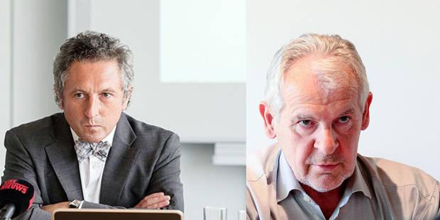 Liège Airport : José Happart et Luc Partoune restent lourdement accusés - La Libre