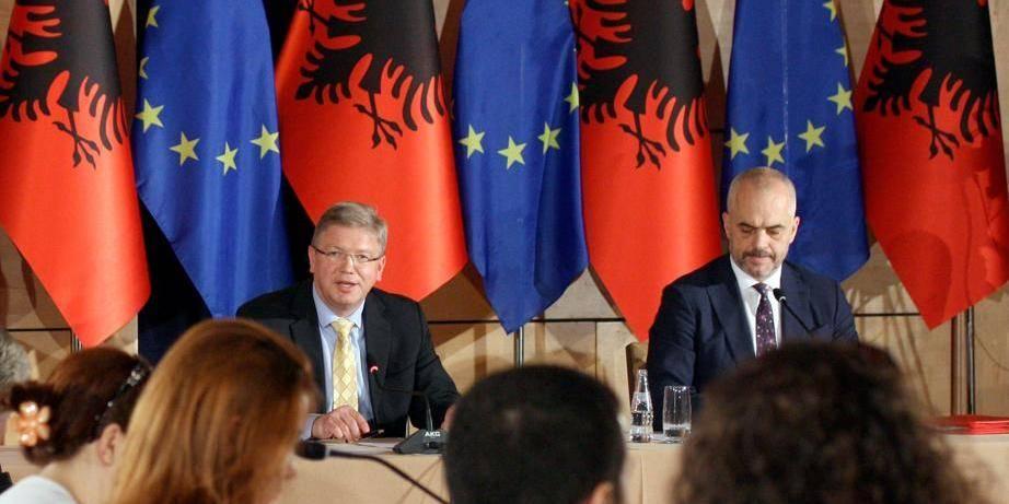 L'Albanie obtient le statut de pays candidat à l'Union européenne