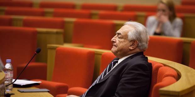 Dodo la Saumure conseille à DSK de faire preuve de plus de pudeur - La Libre