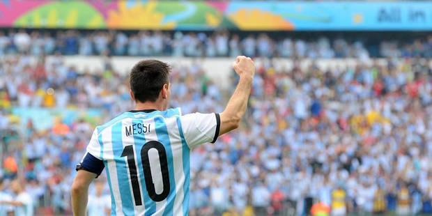 Le Nigeria en 8e malgré sa défaite devant l'Argentine (3-2) / Bosnie-Iran (3-1) - La Libre