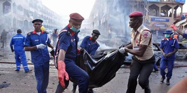 Nigeria : attentat à la bombe dans un centre commercial - La Libre